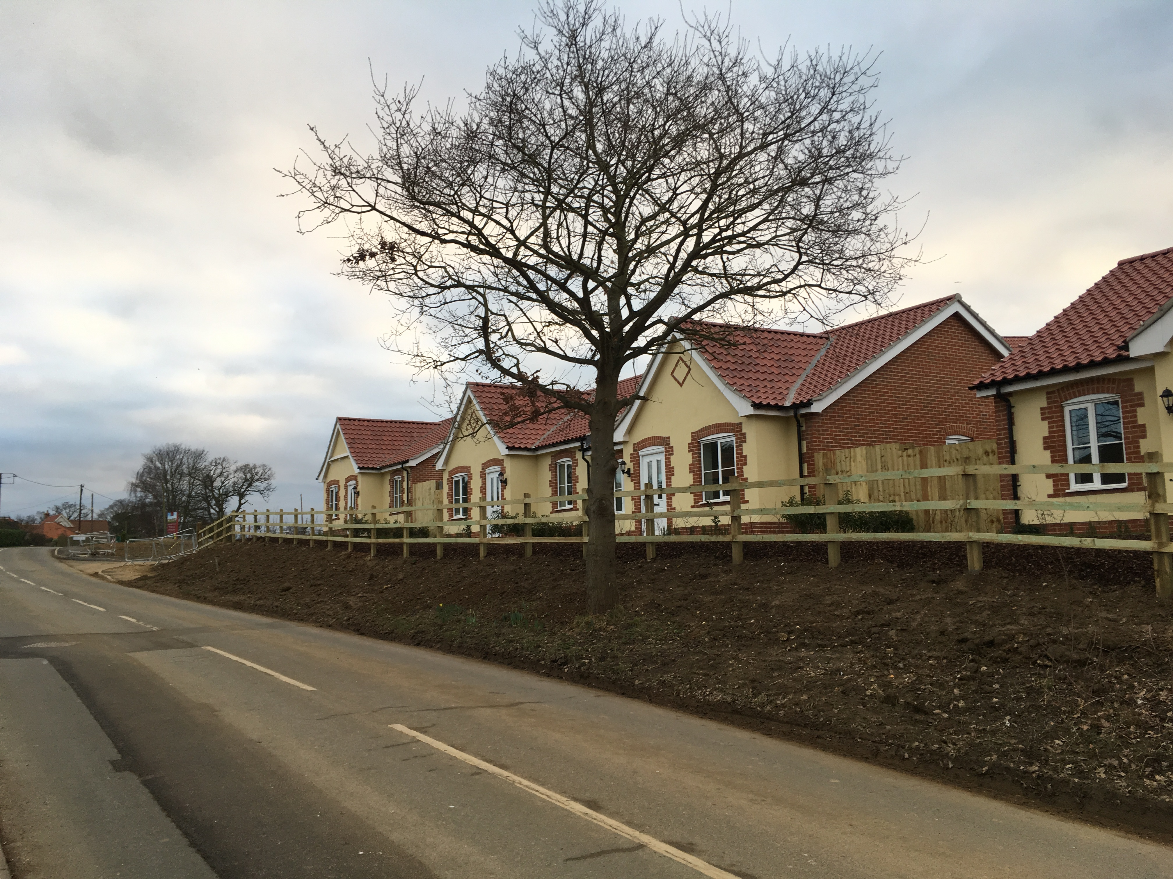 New affordable homes at Grundisburgh